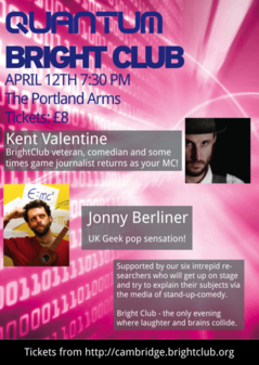 Thumbnail image for Bright Club - Apr 2013